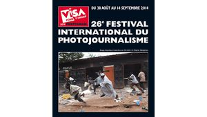Visa pour l'Image 2014 : le pré-programme
