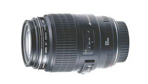 Soldes été 2014 : Canon 100 mm Macro, 399 € sur Rue du Commerce