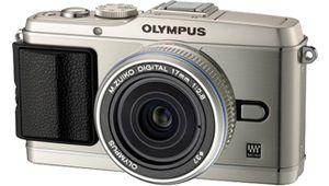Soldes été 2014 : Olympus Pen E-P3 avec 17 mm f/2,8 à moins de 320 €