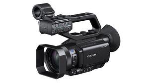 Sony libère l'enregistrement 4K pour la PXW-X70