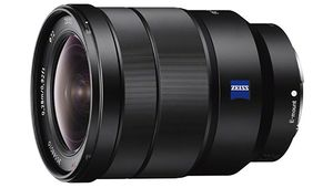 Nouvelles optiques pour Sony : 16-35 mm f/4 FE