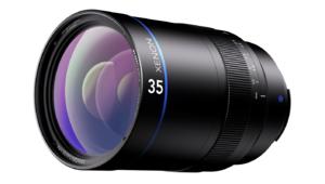 Schneider décline les optiques vidéo en photo : 85, 35 et 50 mm