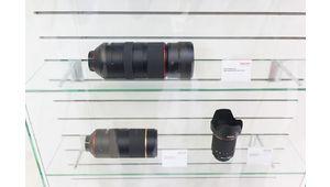 3 nouvelles optiques en développement chez Pentax
