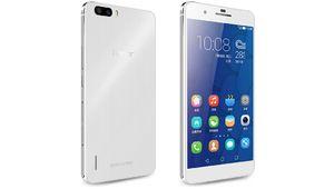 MWC 2015 - Huawei Honor 6 Plus : le smartphone à double capteur