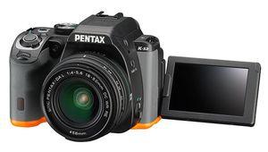 CP+ 2015 - Pentax K-S2 : retour aux basiques