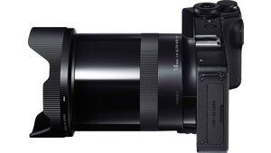 CP+ 2015 - Sigma dp0 Quattro, avec optique 14mm f/4