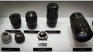 CP+ 2015 - Les nouvelles optiques Fujifilm XF s'exposent