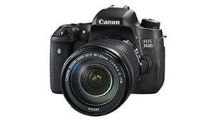 Canon 760D, Nikon D5500, Pentax K-S2 : le comparatif sur papier