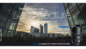 Concours Tamron : un 15-30mm F2.8 Di VC USD à gagner