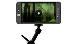 SmallHD 502 : un écran d'iPhone 6 pour votre appareil photo ?