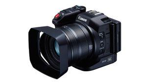 Canon XC10 : une caméra 4K aux allures d'hybride
