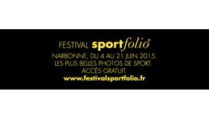 Le retour du festival Sportfolio du 4 au 21 juin 2015 à Narbonne