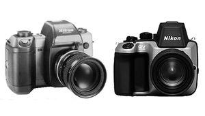 Rétro Photo - Nikon E2