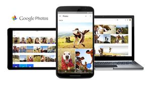 Google Photos, tout simplement