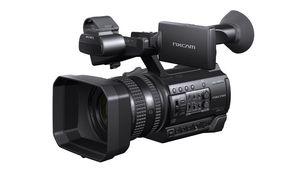 Sony HXR-NX100 : un nouveau caméscope NXCAM cantonné au 1080p
