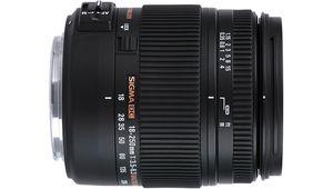ODR chez Sigma sur le zoom 18-250 mm f/3,5-6,3