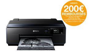 Epson lance sa promo d'été sur l'imprimante SureColor SC-P600