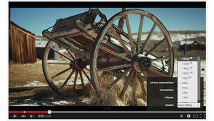 YouTube diffuse sa première vidéo en 8K