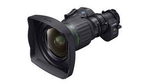 IBC 2015 - Canon lance un zoom 12x ultra grand-angle pour caméras 4K
