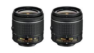 CES - Deux 18-55 mm f/3,5-5,6 AF-P chez Nikon