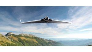 CES - Parrot Disco, une aile volante avec 45 min d'autonomie