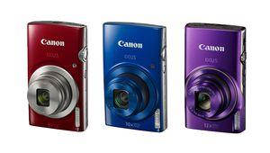 CES - Canon renouvelle ses gammes Ixus, PowerShot et Legria