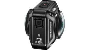 Les premières vidéos 360° de la Nikon KeyMission postées sur YouTube