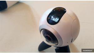 MWC16 - Samsung se lance dans la vidéo 360 degrés
