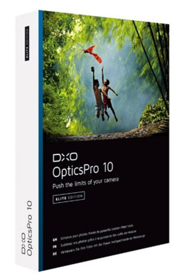 DxO Optics Pro 10 test review