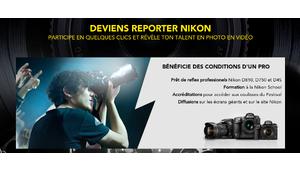 Nikon Music Festival : devenez reporter Nikon