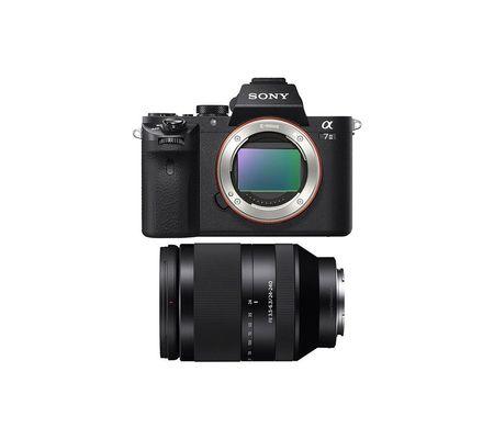 Sony A7 II + FE 24-240 mm F3,5-6,3