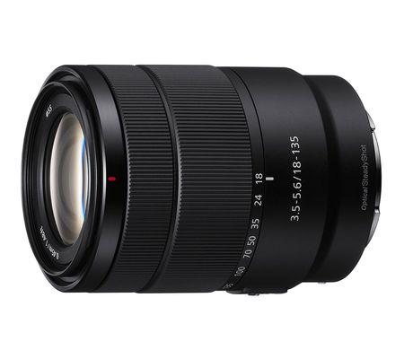 Sony E 18-135 mm f/3,5-5,6 OSS