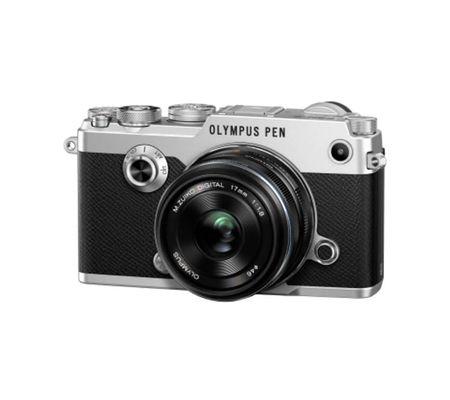 Olympus Pen-F + M. Zuiko Digital 17 mm f/1,8
