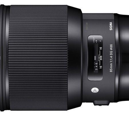 Sigma Art 85 mm f/1,4 DG HSM