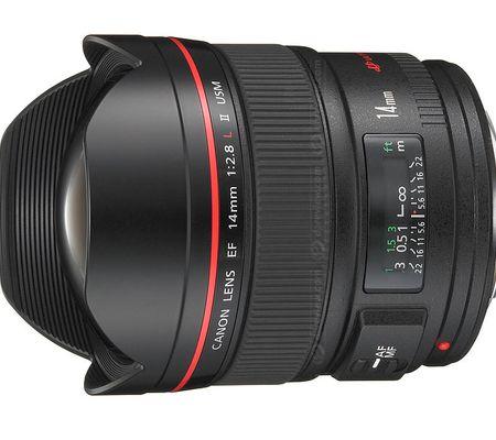 Canon EF 14 MM f/2,8 II L USM