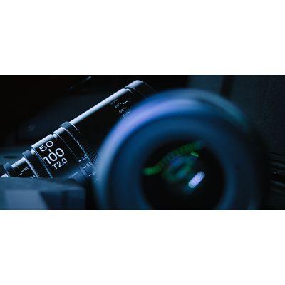 Sigma Ciné 18-35mm T2.0 et 50-100mm T2.0