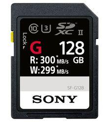 Sony SF-G SDXC UHS-II 128 Go