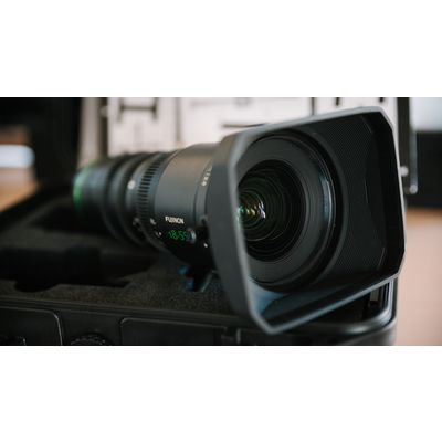 Fujinon MK18-55mm T2.9 : notre test complet