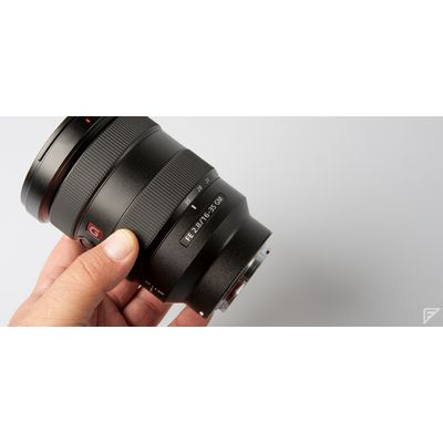 Sony FE 16-35 mm f/2,8 GM