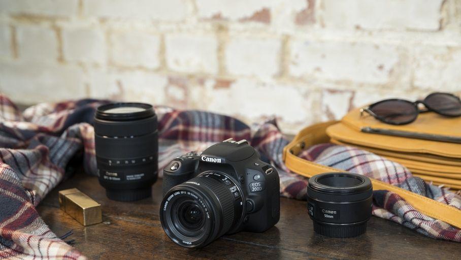 33399dcfe5 Canon EOS 200D : test, prix et fiche technique - Appareil Photo Numérique -  Les Numériques