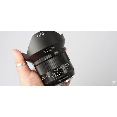 Irix 11 mm f/4 Blackstone