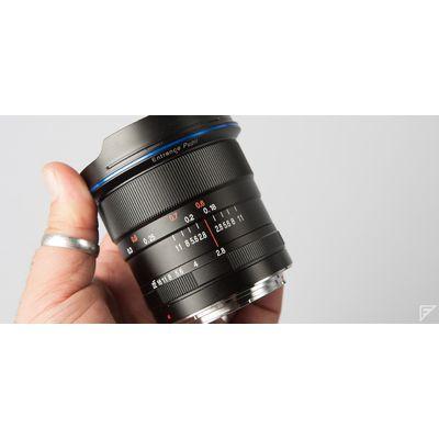 Laowa 12 mm f/2,8 ZERO-D