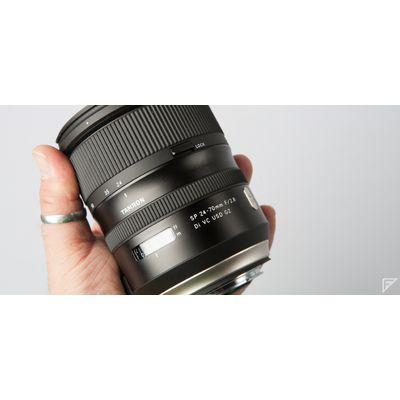 Tamron SP 24-70 mm f/2,8  Di VC USD G2