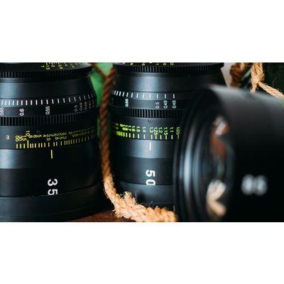 Test des optiques Tokina Cinema Vista Primes 35 mm, 50 mm & 85 mm