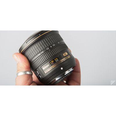 Nikon AF-S Nikkor 8-15 mm f/3,5-4,5E ED