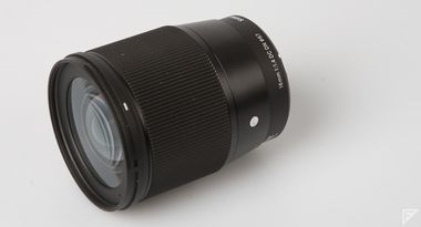 Sigma 16 mm f/1,4 DC DN Contemporary test review