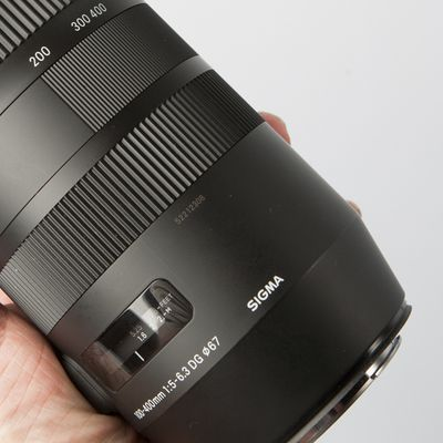 Sigma 100-400 mm f/5-6,3 DG OS HSM Contemporary