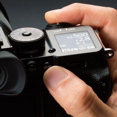 Hybride Fujifilm X-H1