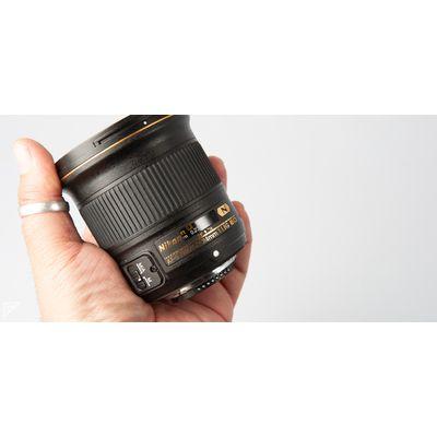 Nikon AF-S Nikkor 24 mm f/1,8G ED
