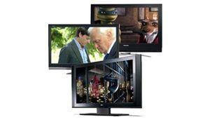 Comparatif TV LCD 32'' : Sharp, Toshiba, LG 32LB2R